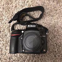 Nikon D D600 24.3MP Digital SLR Camera
