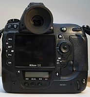 Nikon D3 12.1MP Digital SLR Camera