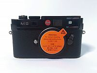 Leica M M9 18.0MP Digital Camera - Black (Body Only)