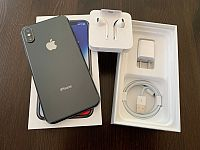 Apple iPhone X 4G Phone (64GB)