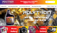 POLYTRON - the best in the world Motor Oils and Oil Additives