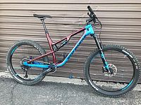 2018 Rocky Mountain Pipeline Carbon 50 27.5+ Full Suspension size XL