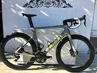 2019 Specialized S-Works Venge 56cm Hard to get Battleship Grey Perfect Cont